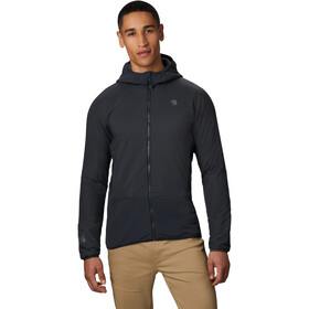 Mountain Hardwear Kor Strata Climb Jacket Herre Dark Storm